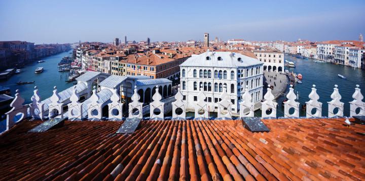 Venedig-Panorama, Canal Grande #17 | Kai-Uwe Klauss Architekturfotografie
