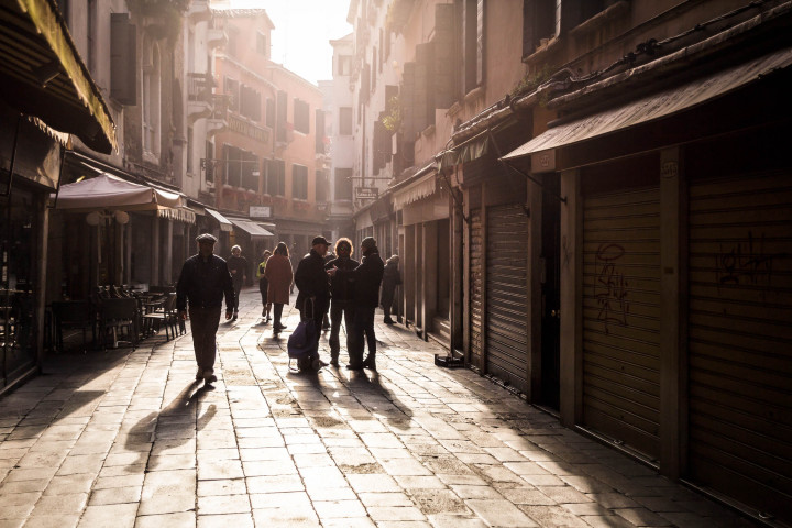 Venedig am Morgen #7 | Kai-Uwe Klauss