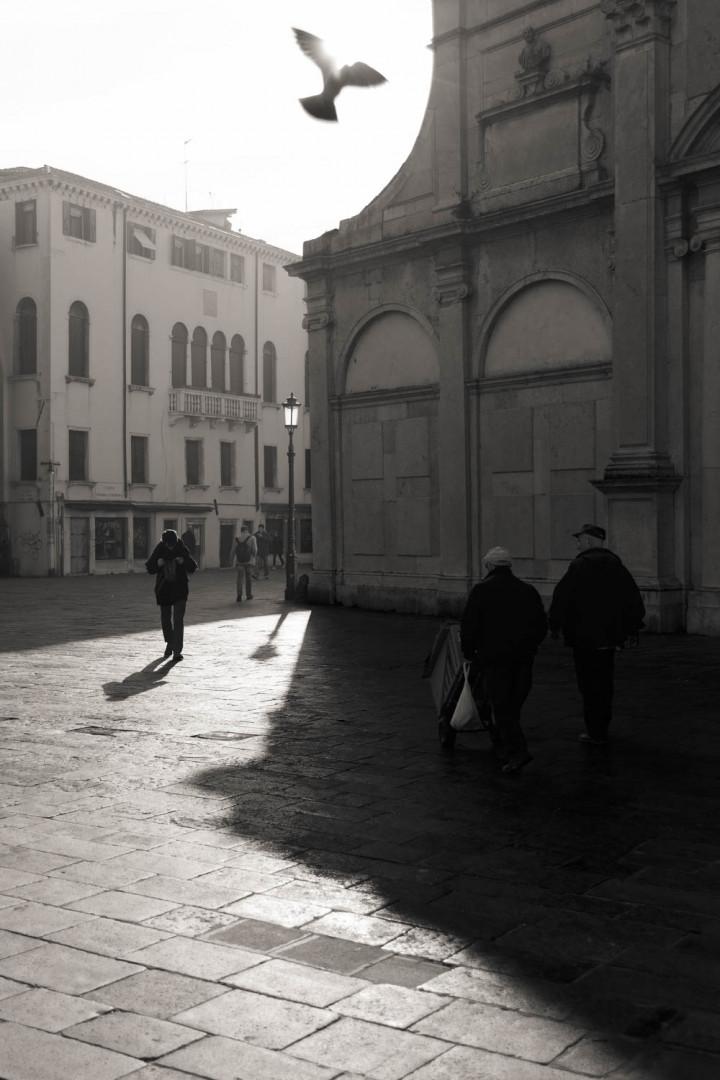 Venedig am Morgen #16 | Kai-Uwe Klauss Architekturfotografie
