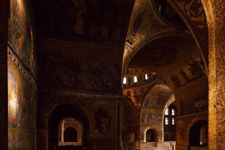 Basilica di San Marco, Venedig #15 | Kai-Uwe Klauss Architekturfotografie