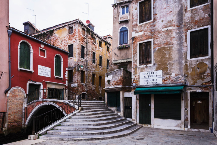 Fassaden von Venedig #13 | Kai-Uwe Klauss
