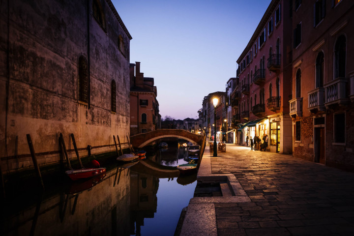 Venedig am Abend #11 | Kai-Uwe Klauss