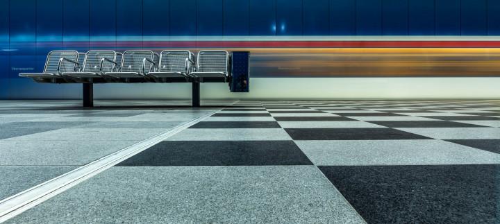 U-Bahn_Überseequartier | Kai-Uwe Klauss