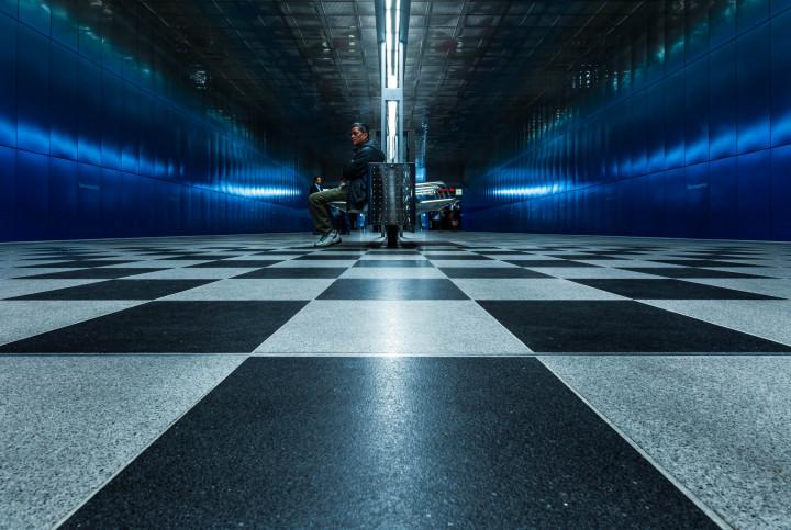 U-Bahn Station HafenCity übersaeequartier | Kai-Uwe Klauss