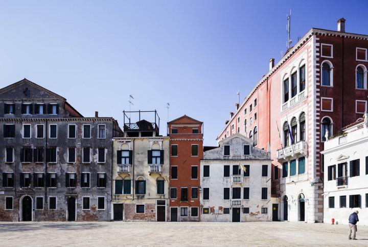 Fassaden von Venedig #18 | Kai-Uwe Klauss Architekturfotografie