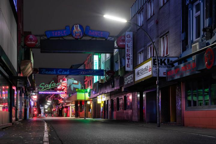 Corona-Nächte | Kai-Uwe Klauß Fotografie